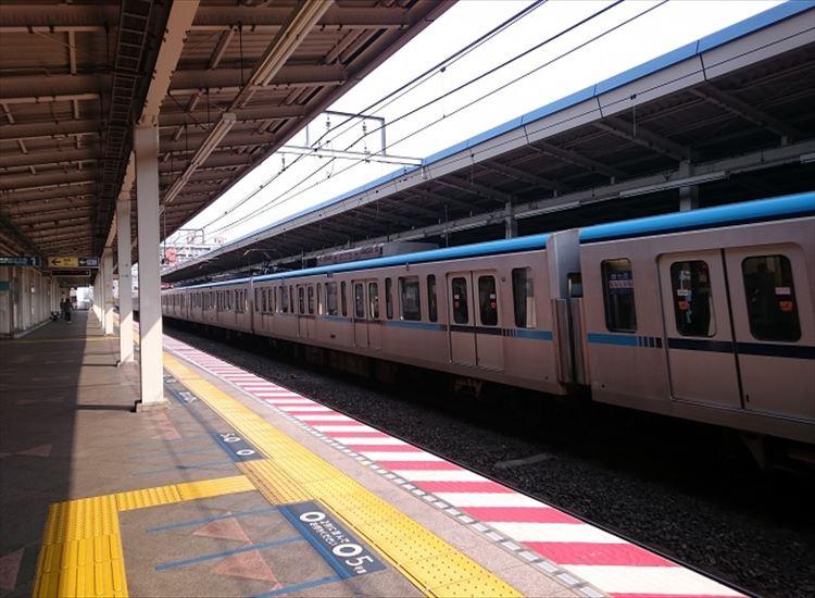 東西 線 メトロ 東京 BVE Trainsim